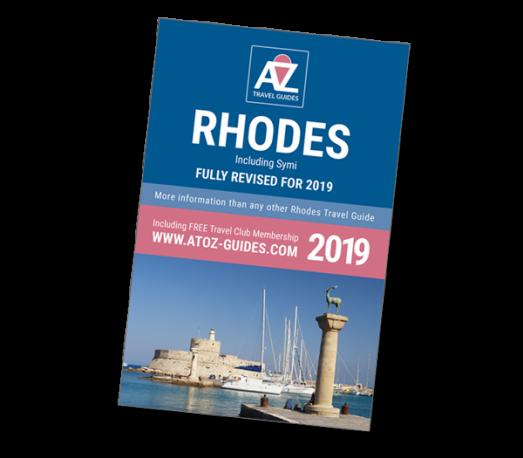 Rhodes Greek Travel Guide 2019