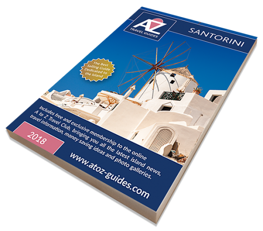 2018 Santorini Travel Guide