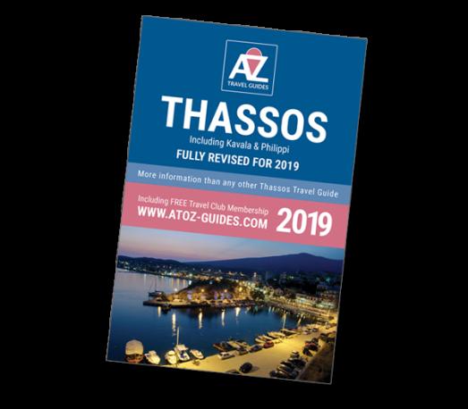 Thassos Greek Travel Guide 2019