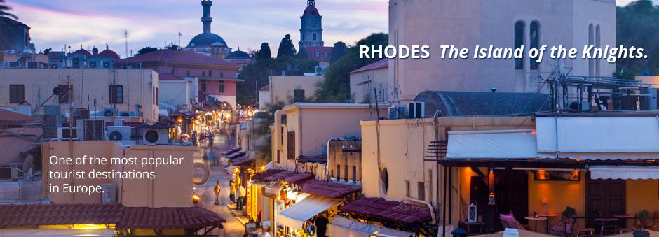2018 AtoZ Guide to Rhodes