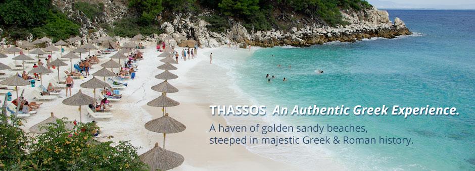 2018 AtoZ Guide to Thassos